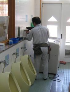 作州津山商工会工業部会ボランティア久米地区