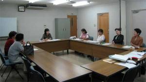 久米地区女性部全体会議 平成20年度