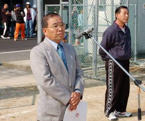 商工会地域学童ソフトボール交歓大会津山ブロック予選会