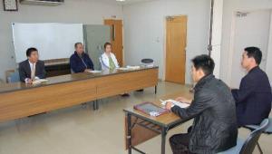 作州津山商工会久米地区外国人研修生集合研修開講式