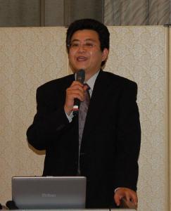 真庭商工会経営革新支援アドバイザーセンター経営革新セミナー川上正人氏