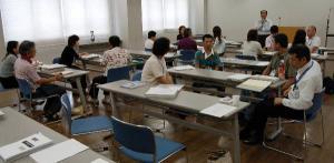 作州津山商工会起業塾2007第2日目