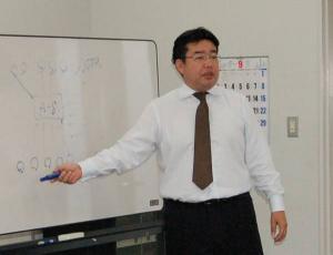 作州津山商工会起業塾2007第3日目