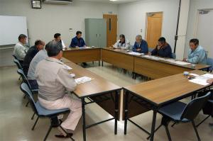 久米地区工業部会議 平成19年11月16日