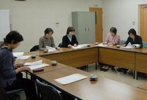 久米地区女性部全体会議