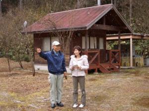 黒木キャンプ場 加茂