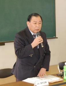 作州津山商工会第4回理事会