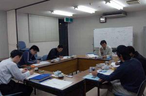 青年部久米支部全体会議 平成20年4月8日
