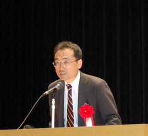 作州津山商工会平成20年度通常総代会(加茂・阿波、勝北、久米、奈義)