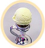 道の駅「久米の里」アイスクリームフェア2008 バニラアイス