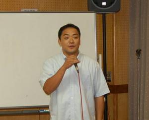 津山ブロック商工会青年部若手後継者等育成事業「ビジネスマナー講習会」