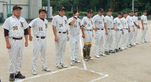 作州津山商工会青年部のサムライたち