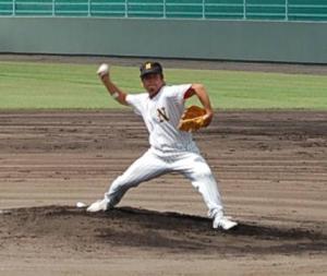 津山ブロック商工会青年部野球一次予選