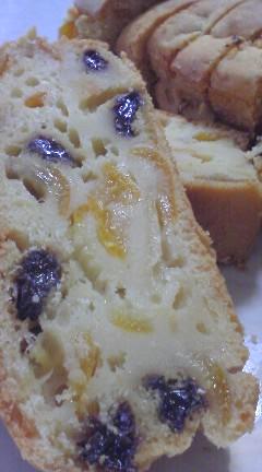 金柑パウンドケーキ