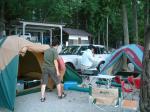 青木湖キャンプ場