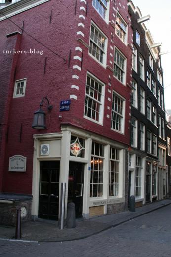 アムステルダム 街角
