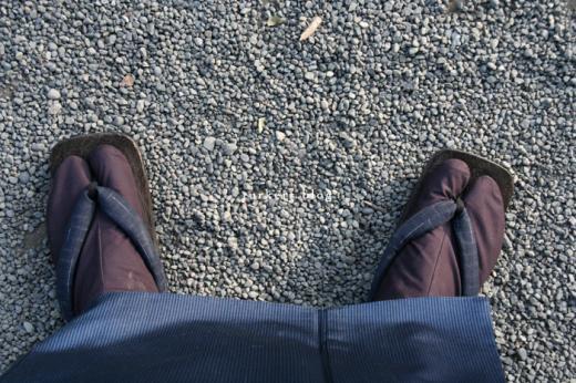着物 男子 足袋