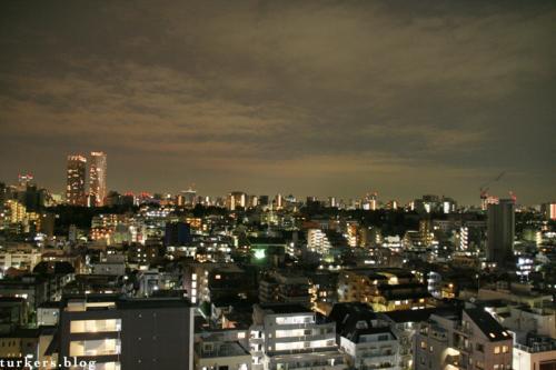 夜の雲 turkers.blog