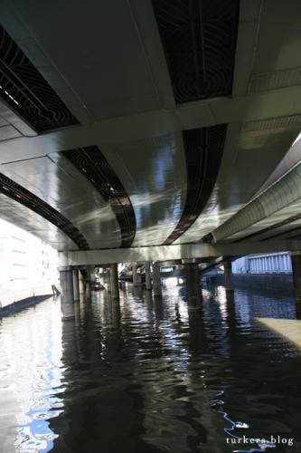 日本橋川 高速道路