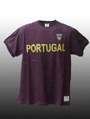 BB JEANS LONDON / レトロサッカーTシャツ(ポルトガル)