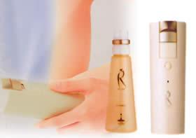 高イオン化ビタミンCを肌の奥深くまで浸透させる - レブニール -