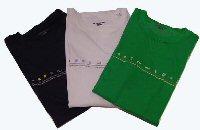 デオシームTシャツ(メンズ)- 着てるだけで体臭を消臭!