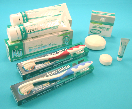 ネオメディカルAG 歯磨き&ソープセット