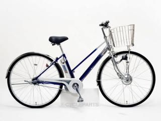 サンヨー エナクル 電動アシスト自転車 CY-SN273DB-LS(27インチ/ブルーグラデーション)