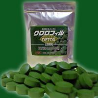 """『葉緑素(クロロフィル)』で小腸デトックスするなら""""クロロフィルデトックス4800"""""""