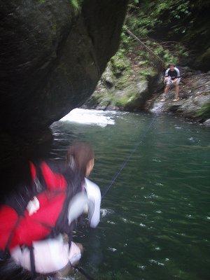 2008沢登り3