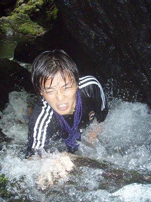 2008沢登り2