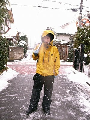 雪かき番長1