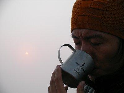 山頂コーヒー2