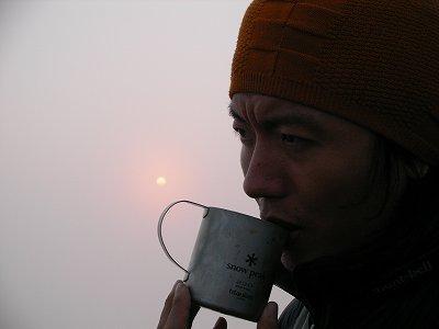 山頂コーヒー1