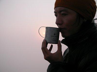 山頂コーヒー3