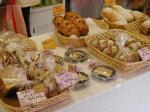 あさねぼうのベッカライのハード系のパン