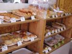 あさねぼうのベッカライの菓子パン、食パンなど