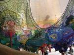 虹の巣ドーム内部