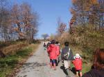 幼稚園 秋の遊び