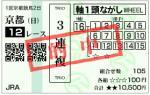 京都12R 070107