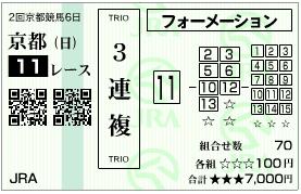きさらぎ賞_080217