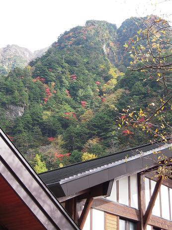 秋の上高地 015