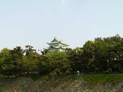 2008.5月名古屋城にて4