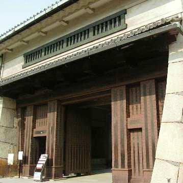 2008.5月名古屋城城門