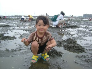 2006,6siohigari.jpg