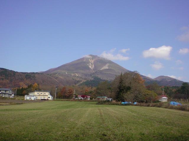 どぴーかんの磐梯山