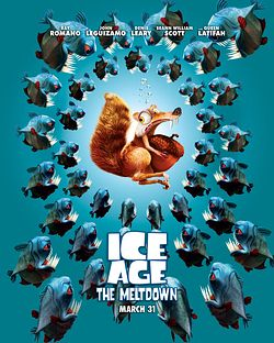 Ice Age2 Poster