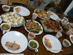 1月18日料理教室