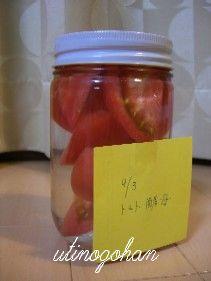 再びトマト酵母