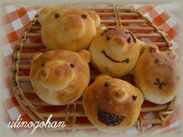 お遊びパン